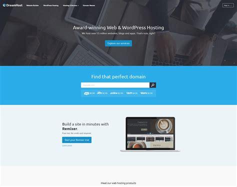 web hosting   personal website  colorlib