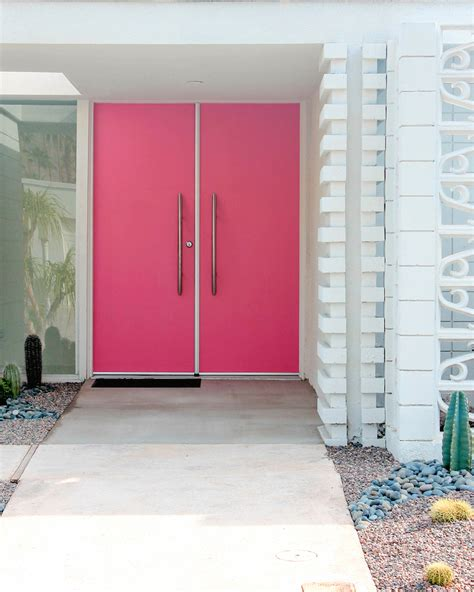 the doors of the doors of palm springs design