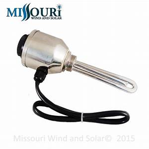 12 Volt 200 Watt Dc Adjustable Water Heating Element