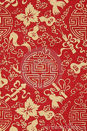 traditional chinese fabric sample stock image image