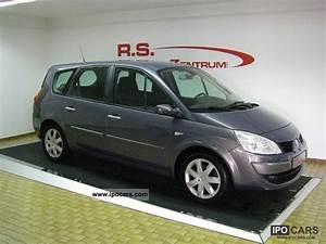 Renault Scenic 2007 : 2007 renault exception grand scenic 1 9 dci apc at car photo and specs ~ Gottalentnigeria.com Avis de Voitures