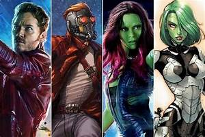 'Guardians of the Galaxy' Comic Book Back Stories - Zimbio