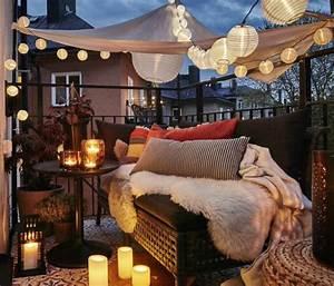 1001 ideen zum thema schmalen balkon gestalten und einrichten With französischer balkon mit garten kerzen