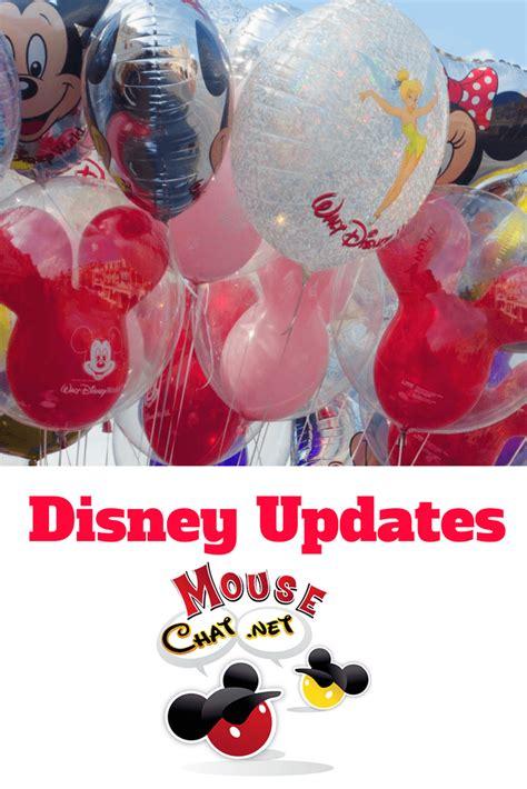 Disney World Summer Updates  Mousechatnet  Orlando News & Reviews  Disney World Disney