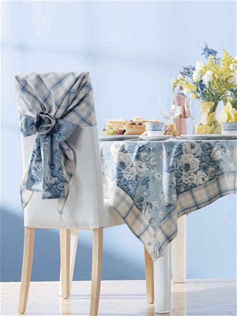 sewing dining room tea tablecloth and chair covers
