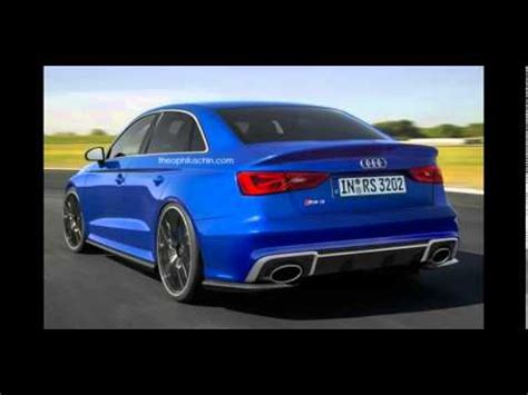 audi a3 limousine tuning audi rs3 limousine tuning 2015