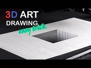 Bilder Zeichnen Für Anfänger : easy drawing ein 3d loch im blatt zeichnen lernen f r anf nger youtube ~ Frokenaadalensverden.com Haus und Dekorationen