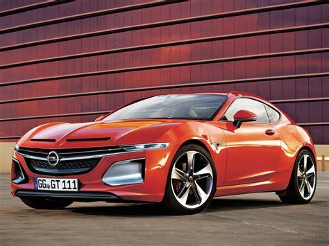 Opel Cars by Beautiful Futuristic Opel Gt Rwd Concept Cartavern