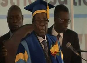 Zimbabwe's Mugabe in first public appearance since coup ...