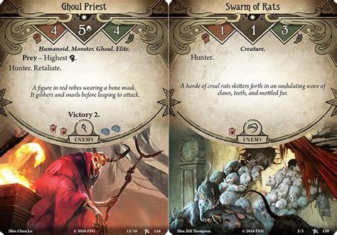 arkham horror  card game image boardgamegeek