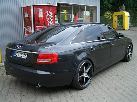 Audi A6 Modification by Audi A6 3 0 Tdi Quattro Best Photos And Information Of
