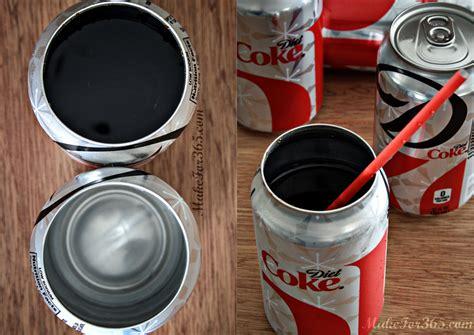 amazing      empty soda cans
