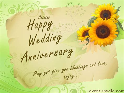 happy belated wedding anniversary quote pictures   images  facebook tumblr