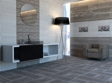 Wall tiles Neos Matt Grey