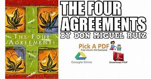 The Four Agreements Pdf Free Download  Direct Link