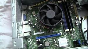 Cheapo Tech  Replace Motherboard On Gateway Desktop