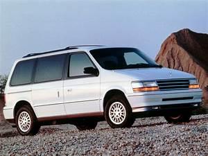 Curbside Classic  1994 Dodge Grand Caravan  U2013 This Is How
