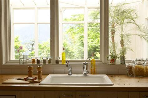 window height above kitchen sink height of kitchen windows hunker 1902
