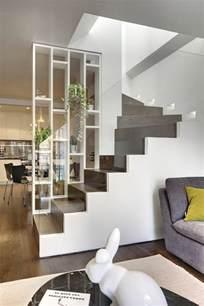 transformer garage en cuisine designs d 39 escaliers avec garde corps en verre archzine fr