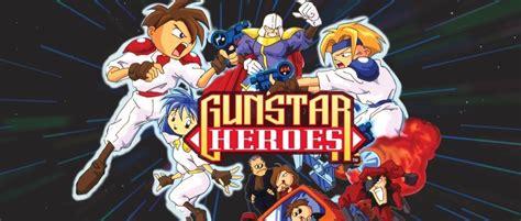 gunstar heroes classic mod apk  unlocked  ads