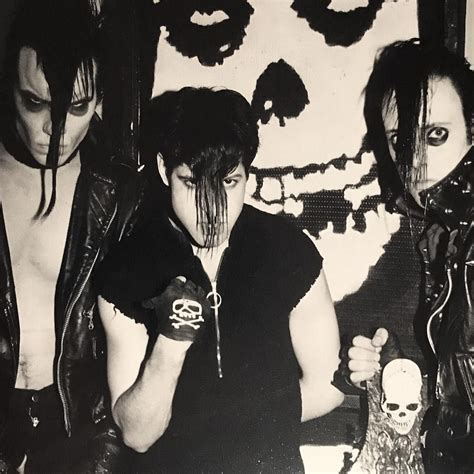 The Misfits by David Arnoff. From the collection of danzig ...