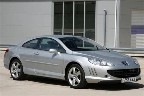 Peugeot 407 Coupe by Peugeot 407 Coupe 2005 2011 Used Car Review Car