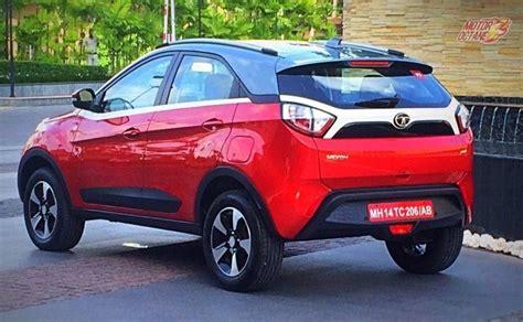 tata nexon review petrol diesel images video review