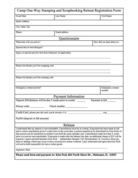 registration form template html sampletemplatess