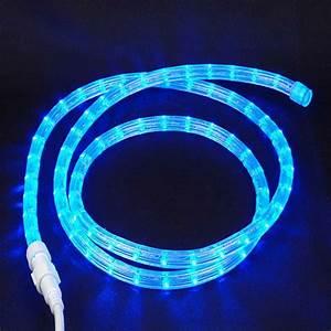 Custom Blue Led Rope Light Kit