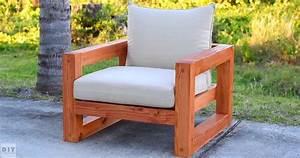 Diy, A, Beautiful, Modern, Outdoor, Chair