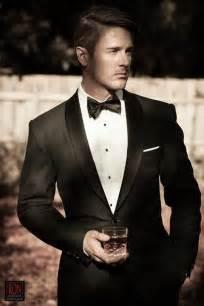 Men's Black Tuxedos with Tie