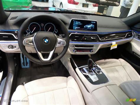 Bmw 750i Interior by 2016 Carbon Black Metallic Bmw 7 Series 750i Xdrive Sedan