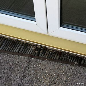 Window Sill Plate by 90cm Gold Cill Anti Slip Cover Plate Protector Door Kick