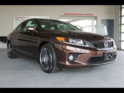 honda accord   coupe review youtube
