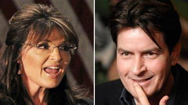 Meghan Mccain Charlie Sheen Sarah Palin For President