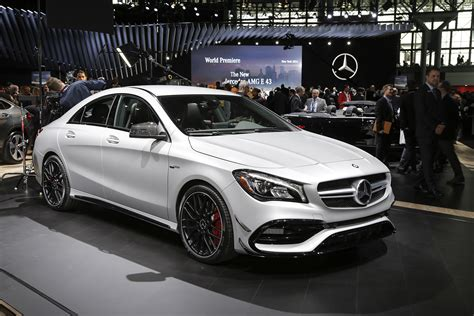 Two 2.0l turbo engines turn the amg cla family into a double rush. Mercedes-Benz CLA and CLA Shooting Brake facelifts ...