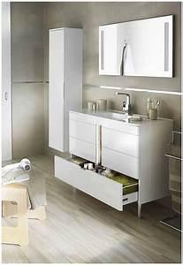 Meuble Vasque Sur Pied : 26 inspirant meuble double vasque lapeyre ~ Teatrodelosmanantiales.com Idées de Décoration