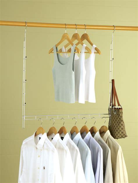 Closet Doubler new hanger organizer closet doubler wardrobe clothes