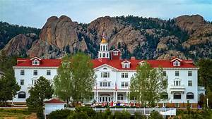 The Stanley Hotel - Paranormal Research Society