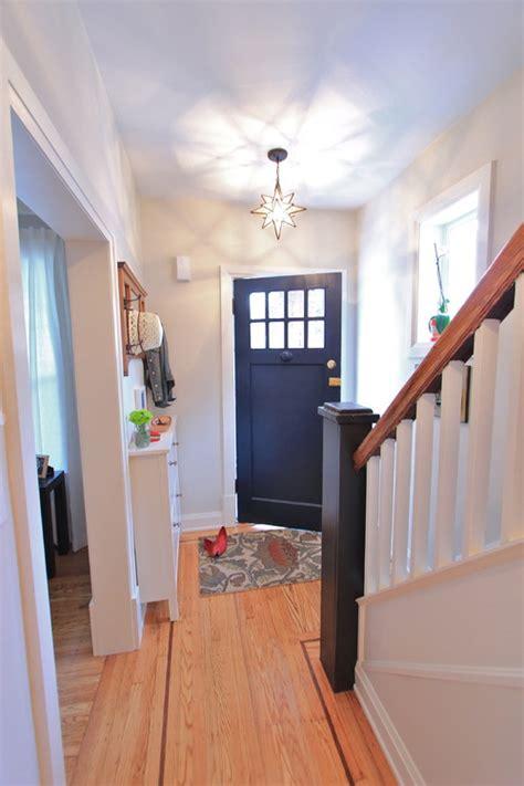 Small Entryway Lighting Ideas - home organizing ideas organizing a narrow entry