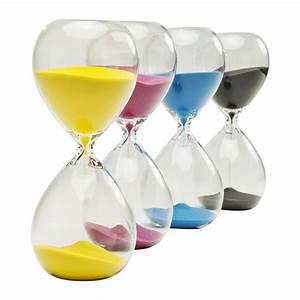 Sablier 30 Minutes : sablier timer 30mns kare design ~ Teatrodelosmanantiales.com Idées de Décoration