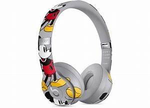 Apple Debuts Limited Edition Mickey Mouse Beats Solo 3 ...
