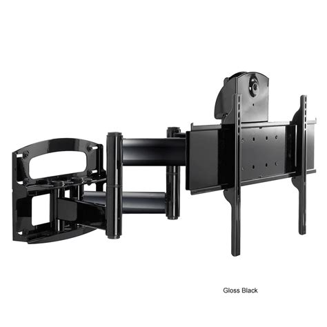 peerless universal articulating wall mount with vertical