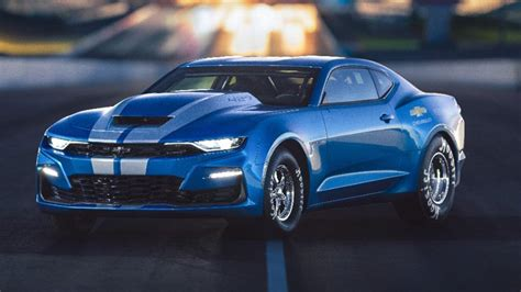 2019 Copo Camaro Marks 50 Years Of Special-order