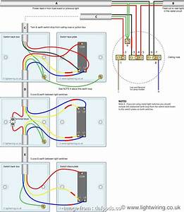 Wiring Recessed Lights In Series With Threeway Nice 3