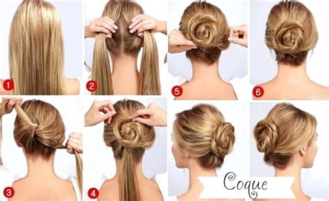 Home Improvement. Easy Quick Hairstyles