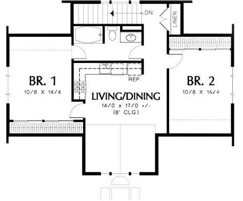 unique guest house floor plans  bedroom  home plans design