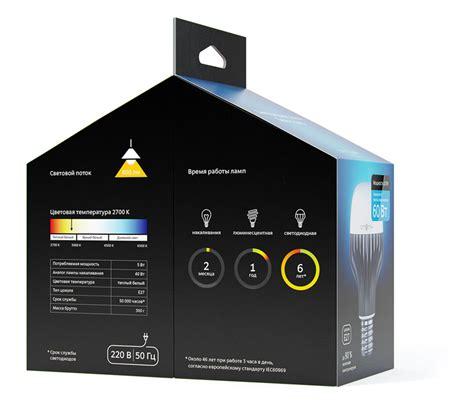packaging   optogan led lightbulbs