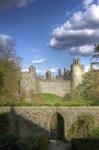 Arundel Castle West Sussex England