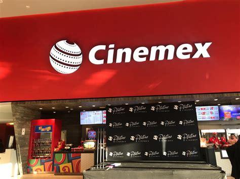 Cinemex inaugura su primer complejo Platino en el estado ...